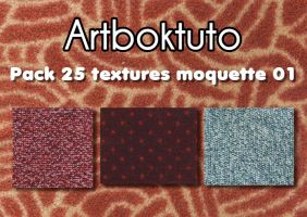 Artbooktuto Pack Moquette01 by arthelius