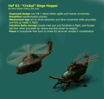 RA2 Redone- NEW Siege Hopper by Harry-the-Fox