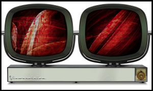 Twin TV by chod