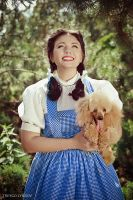 The Wizard of OZ - Dorothy Gale 1 by Raskolnikova-Sonya