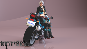 DOANTM Cycle 2 Week 1 Christie by CeCeFever