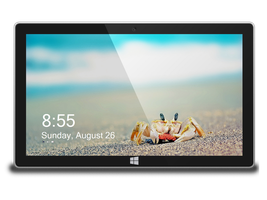windows 8 tablet. by CocaineMonster