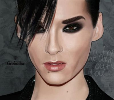Bill Kaulitz (+ video process) by GroBillka483