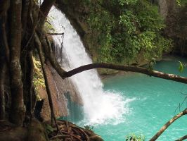 Kawasan Falls Philippines 2 by patindaytona