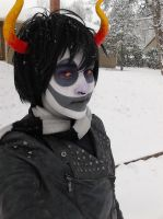Winter!Stuck Gamzee cosplay by FantasticChibiRussia