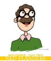 movember 02 by striffle