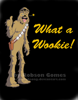What a Wookie by RobsonG