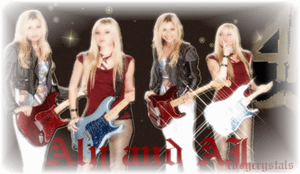Aly and AJ Forever by rosycrystals