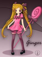 Ginger by chiisai-hoshi