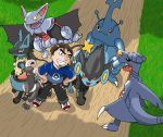 My Pokemon Platinum Team by UnrealFanatic