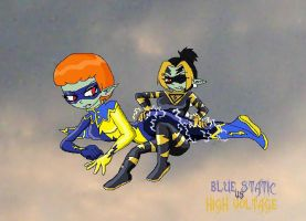 Electric Scissors by PlayboyVampire