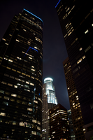 Downtown LA by LCF-Photography