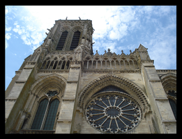 Cathedrale Saint Gervais III by BluePalmTree