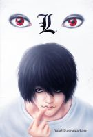 L Lawliet by ValaMD