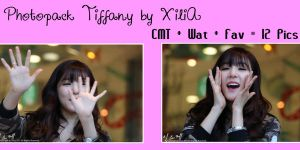 Photopack Tiffany ( SNSD ) by XiliaHwang