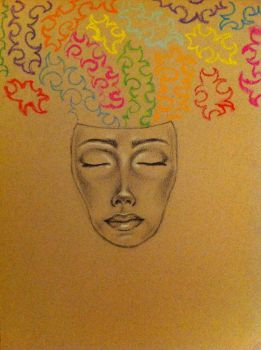 Brain Waves by SWoodlee