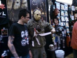 Jason's Gonna Kill by ThatOtherFangirl