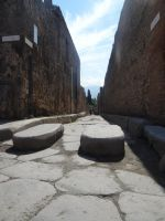 The Streets of Pompeii by amarie28