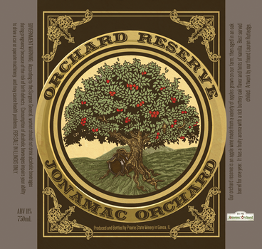 Oak Aged Cider by LaurenRutledge