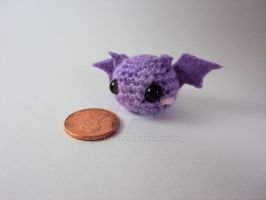 Third Prize for group contest - Mini Bat by altearithe