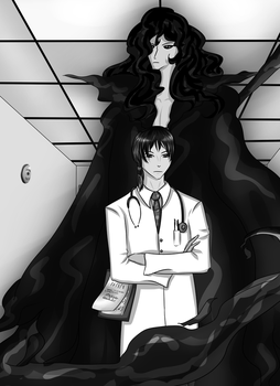 CW: Doctor and Death by Xovinx