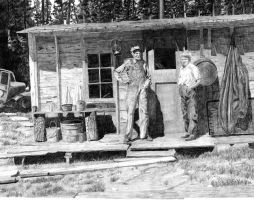 Cabin 1942 by Brightstone