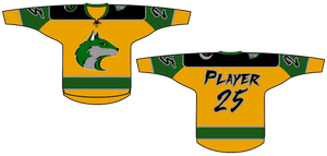 Halifax Prowlers Design Third Jersey 01 by Kaito42