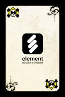 element s.o.s. sticker I by qbsster