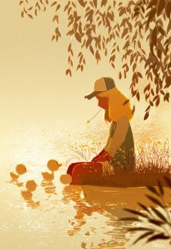 In the Summertime..... by PascalCampion