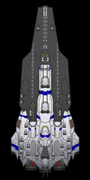 Space Super Carrier by PrinzEugn