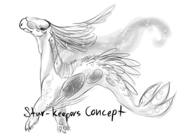 Another Species concept hfdsjrtj by Spottedfire-cat
