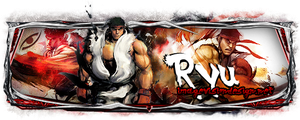 Ryu Signature by madfersi