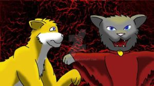 From speed art! OLD ART WORK! by rwmtiger