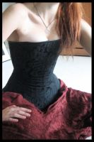 Corset by angelofdarkbeauty
