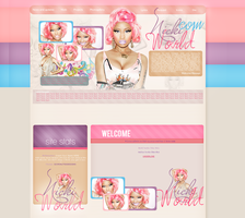 Nicki Minaj Theme - Order by wesoasian