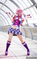 Arcade Miss Fortune LOL 2 by UnholyLilith