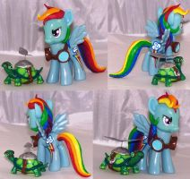 Dash and Tank by YFish