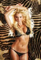 Marjorie de Sousa - Tigresa by askine