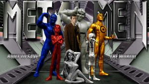 METAL MEN starring David Tennant by SWFan1977