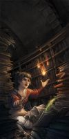 Chapter: Magic by Pechschwinge