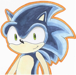 Sonic by Roseheart53