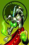 Round 2! Discord As Shang Tsung by OddClyde