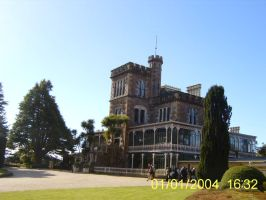 Larnach Castle by KnightsNymph