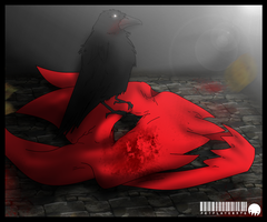 Halloween Day 2 -Crow by petplayer976