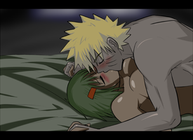 Naruto:  A Night to Ourselves by Ninja-8004