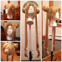 Wig Commission :: Sailor Moon / Usagi Tsukino by Faxen