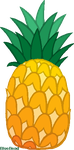 .:Pixel Pineapple:. by BlueBead