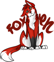 Foxen by CherryChocoalate by FoxenSilvertail