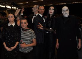 Cosplay - F.A.C.T.S. 2013 - The Addams by NicolasZerling