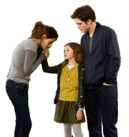 Edward Bella e Renesmee PNG by ourkristen